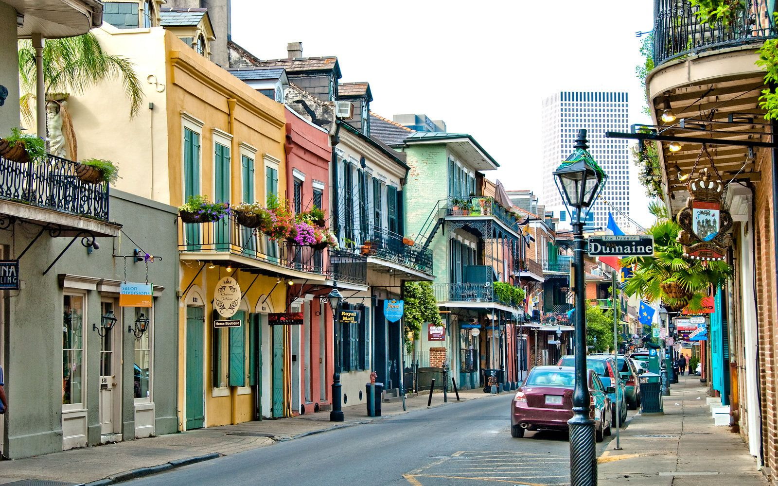 street in new orleans
