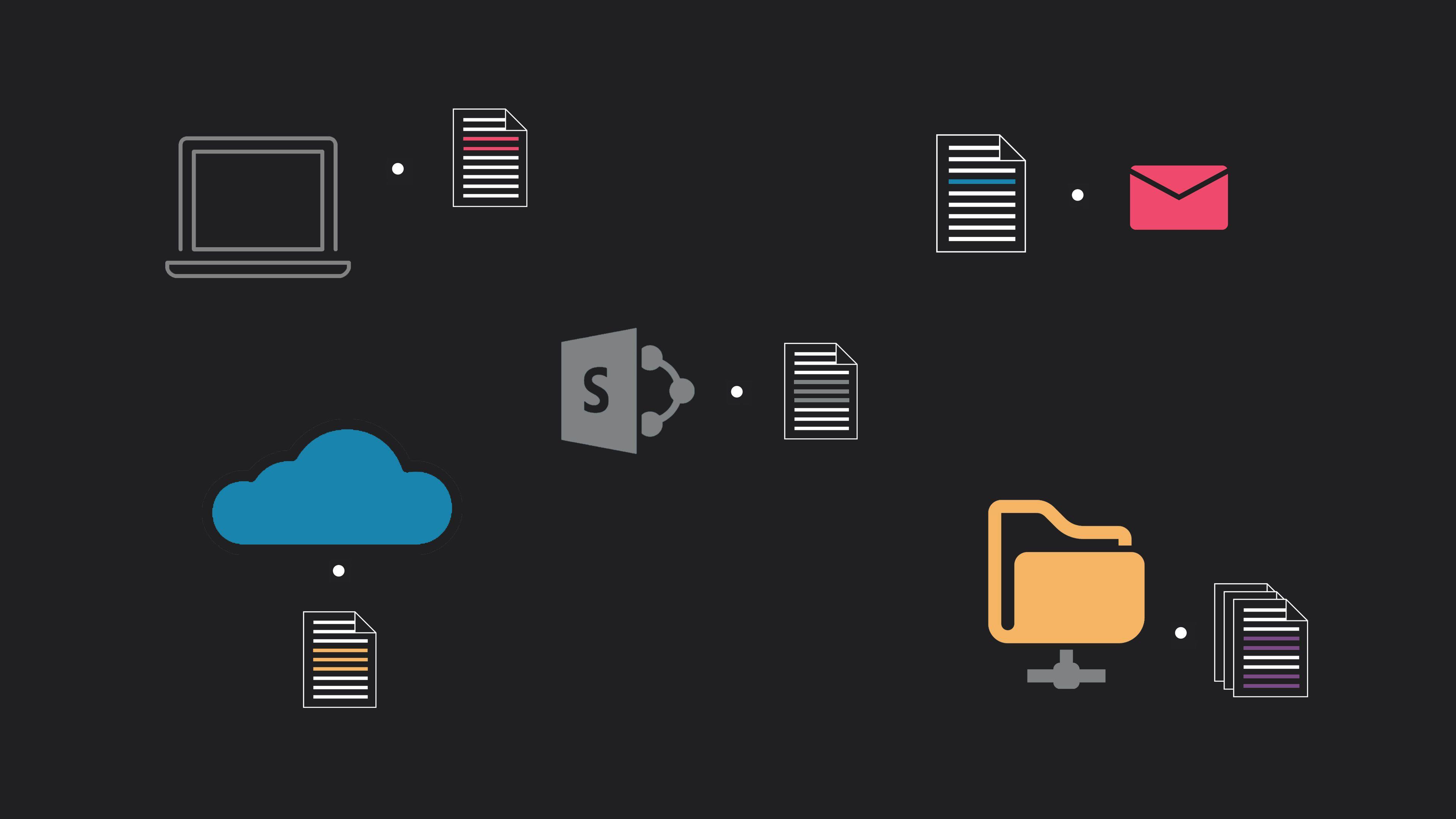 Structured Content Document Management